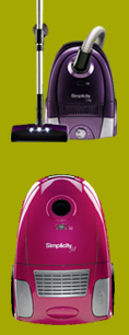 Small Size Vacuum Cleaners