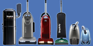 Simplicity Vacuum Sales Service and Parts